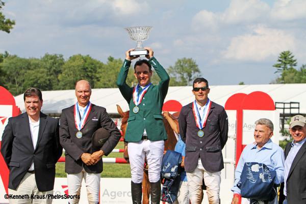 Top win seals Babington's perfect day