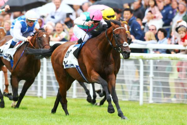 King of the drama at Deauville