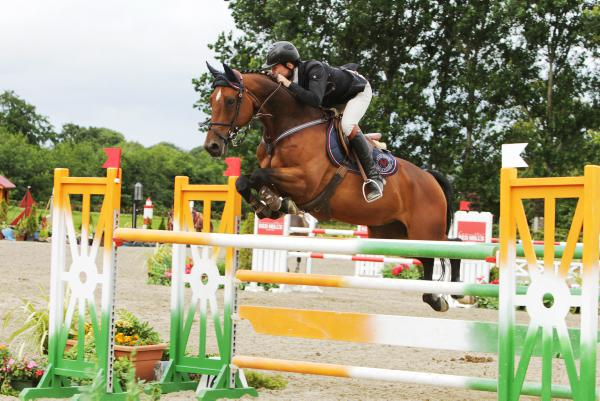 Morrison lands young rider Grand Prix
