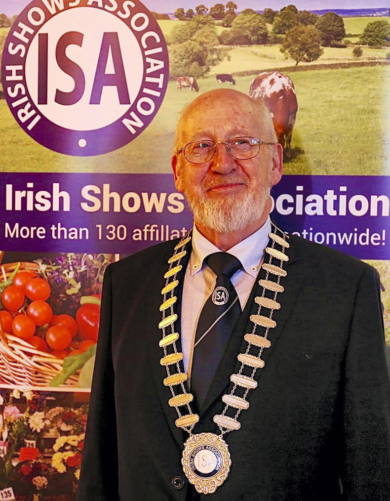 NEWS: Sheehan steps in as ISA president