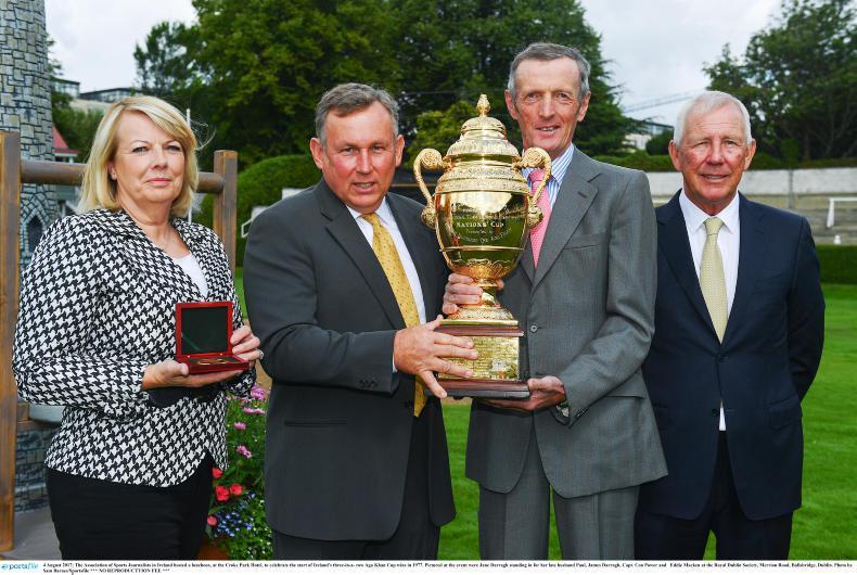 NEWS: Aga Khan dream team honoured in Dublin