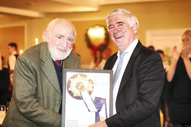 AWARDS: Winners crowned at Leinster show jumping awards
