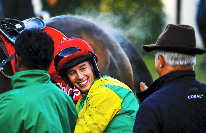 Bryan Cooper due back for Tingle Creek