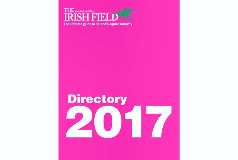 FREE: The Irish Field Directory 2017