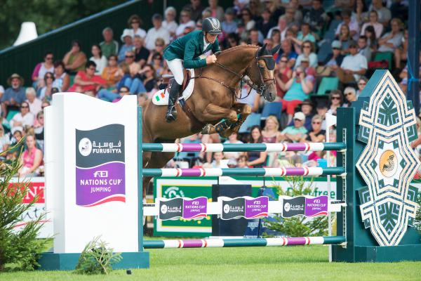 USA rule Hickstead as Ireland tie fourth