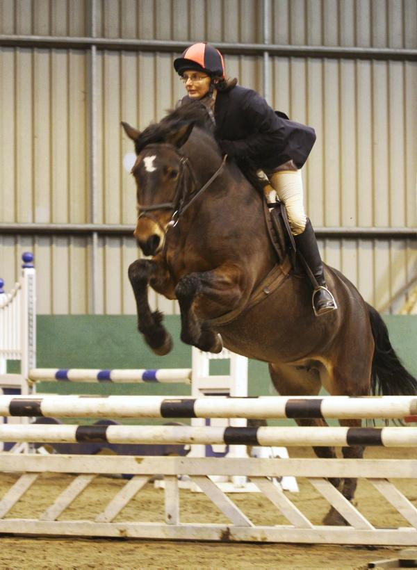 Two wins for hosts Cheval Riding Club