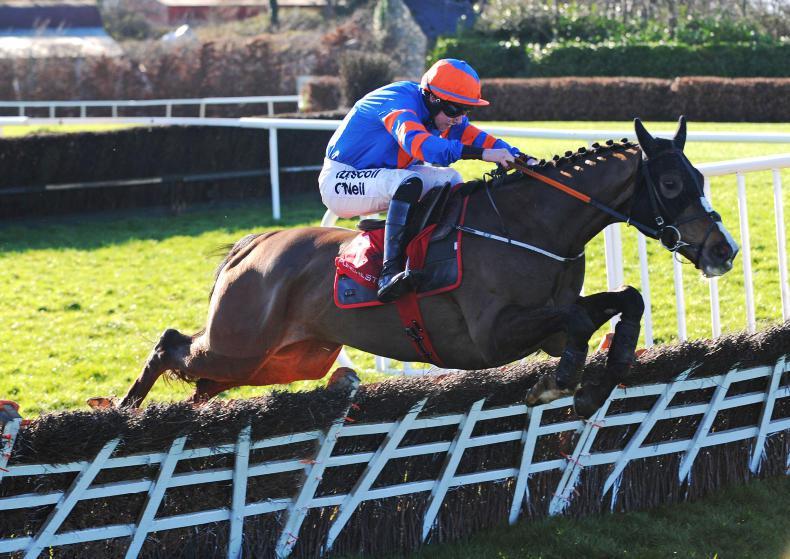 Eight Irish-trained entries in big Ascot Hurdle