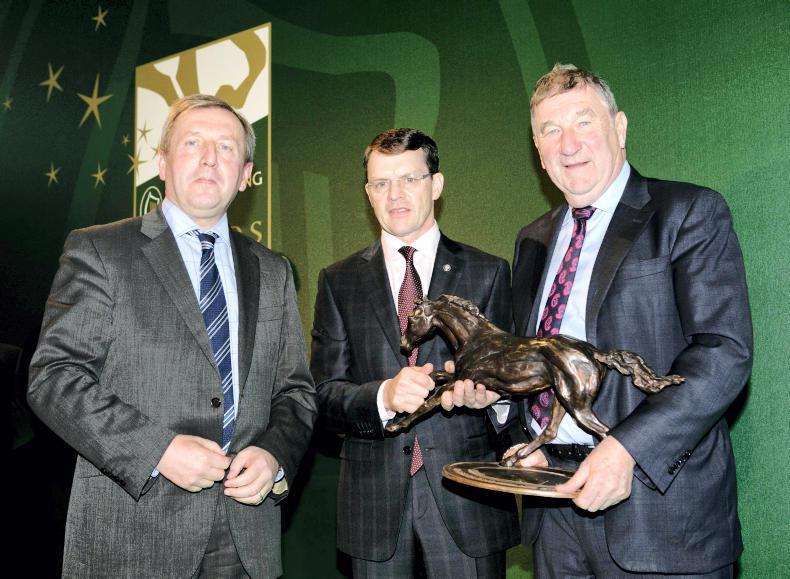HRI AWARDS: Aidan O'Brien: A lasting impression on racing and Irish sport