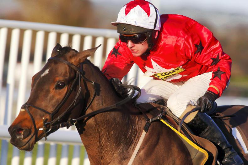 AIDAN COLEMAN: Plenty of value at Sandown