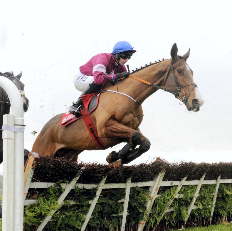 SIMON ROWLANDS: Percy and Duty impress at Fairyhouse