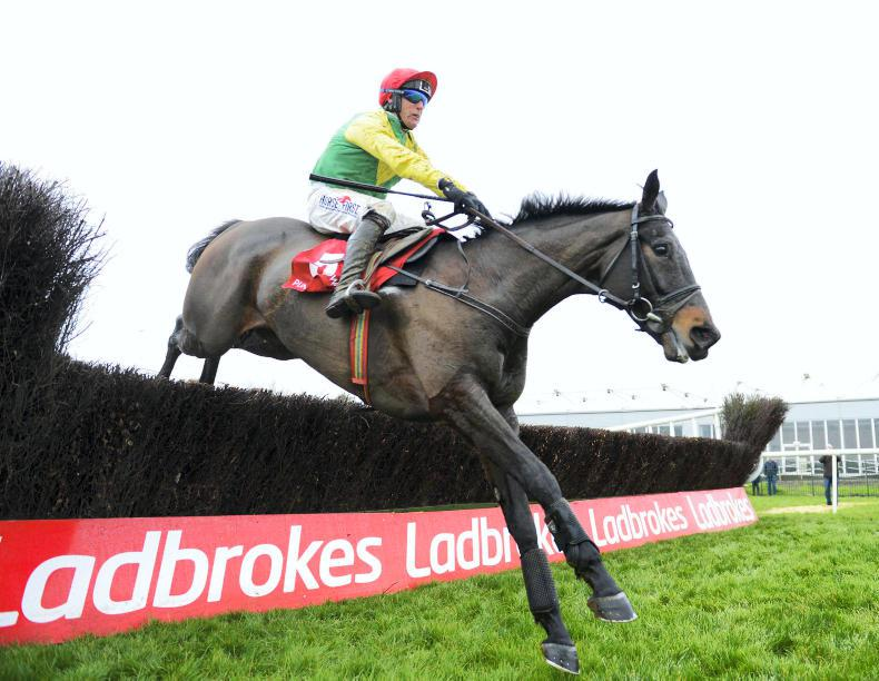 MONDAY OUTLOOK: Super John the one to beat again but unlikely in King George