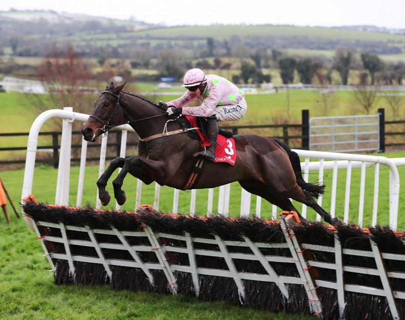 PUNCHESTOWN SUNDAY: Getabird back in flying form