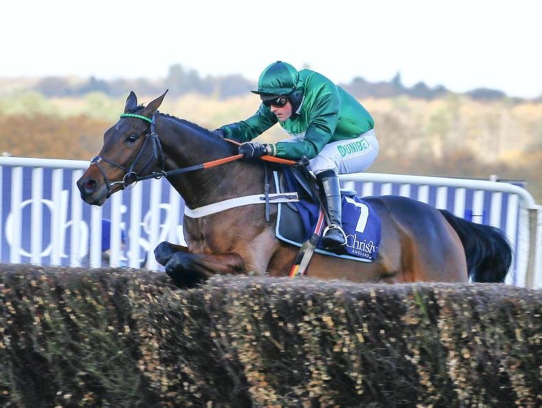 Top Notch takes Peterborough Chase honours at Taunton
