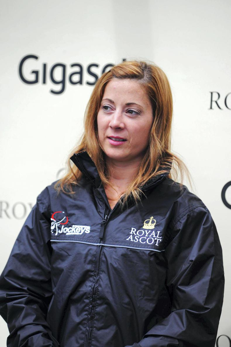 Hayley Turner handed three-month riding ban following 'huge mistake'