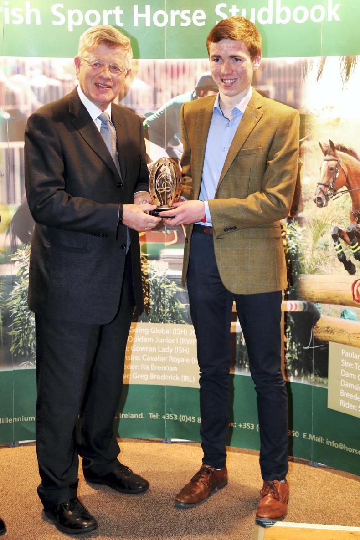 PICTURE DESK:  Horse Sport Ireland Breeders' Awards
