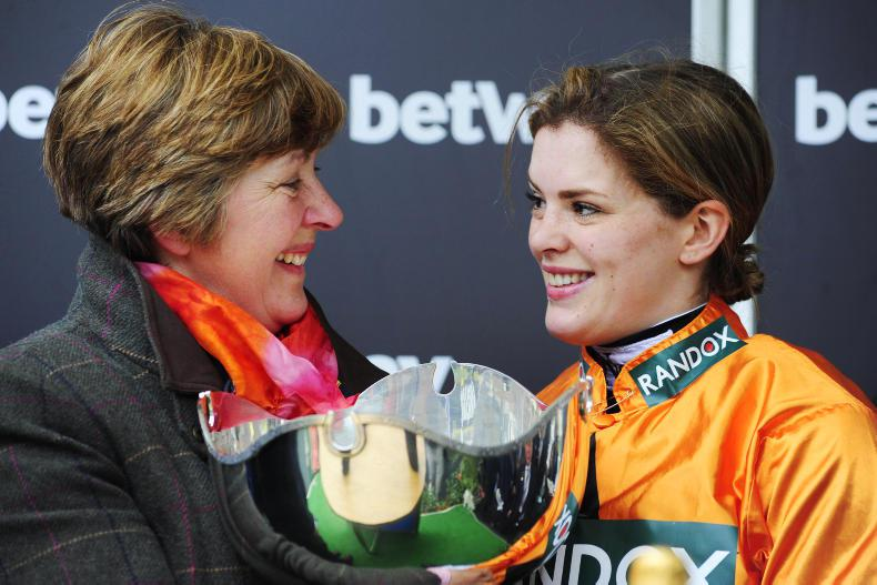 BRITISH NATIONAL HUNT SEASON REVIEW: Lizzie leads the way