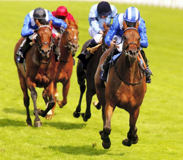 Taghrooda proves to be a class apart