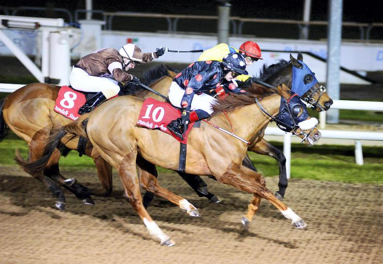 DUNDALK FRIDAY: McCann on fire with a double