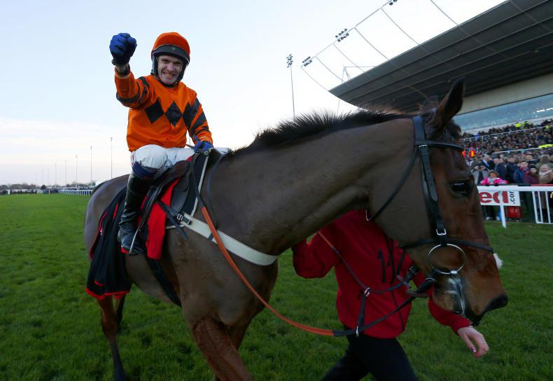Tom Scudamore hoping Thistlecrack can sparkle again in King George