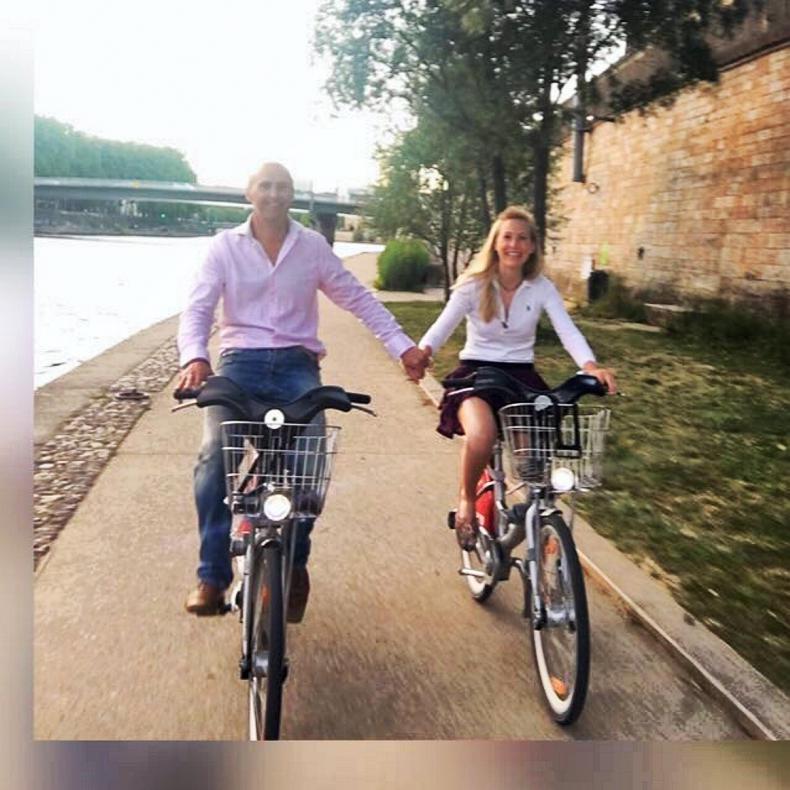 PONY TALES: Congrats to Sarah and Gavin