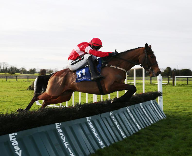 FAIRYHOUSE SATURDAY: Stormy blows away her rivals