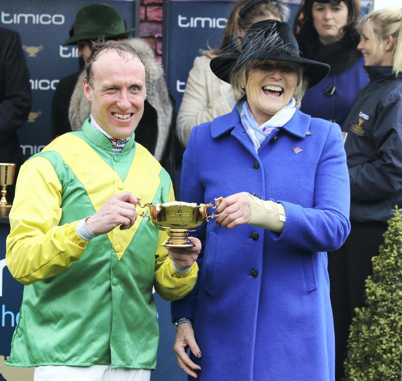 2017 NATIONAL HUNT REVIEW: The ultimate Power couple