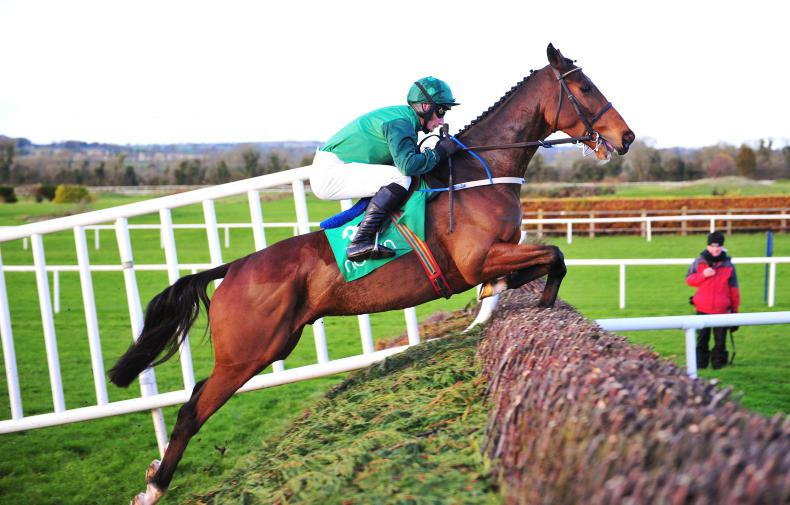 Triumph Hurdle hope Espoir D'Allen continues on an upward curve at Leopardstown