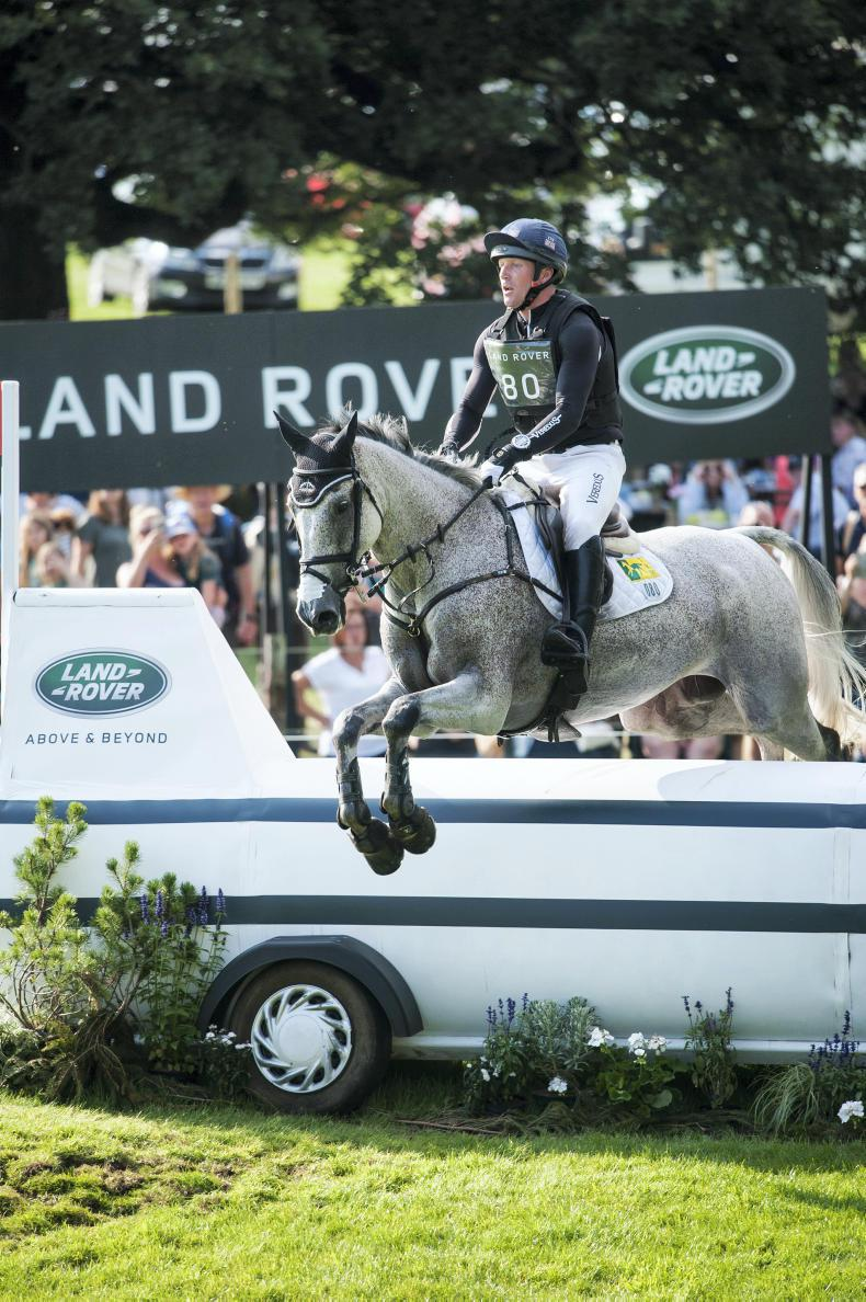 REVIEW 2017 INTERNATIONAL EVENTING:  Irish-bred horse triumphs at Burghley