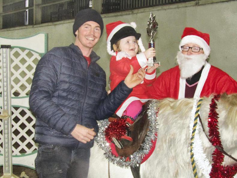 AROUND THE COUNTRY:  Charity Christmas show fun at Kernan's EC