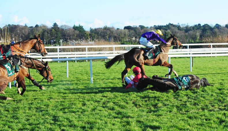 LEOPARDSTOWN WEDNESDAY: Whiskey Sour comes home alone