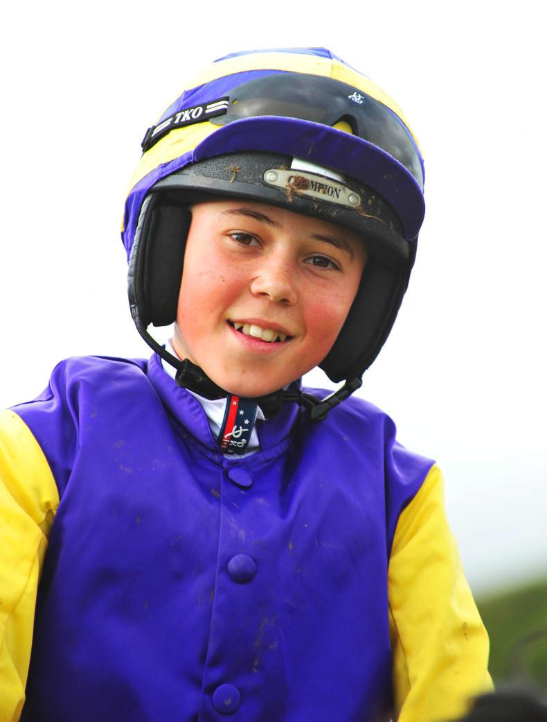 HORSE AND PONY RACING: Sheehy off to a flyer