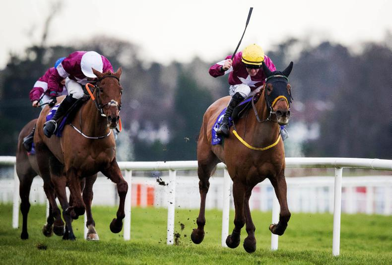 CHRISTMAS CHASE: Road heading for Gold Cup after thrilling Christmas Chase win