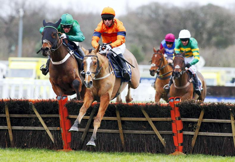 SIMON ROWLANDS: Spinner the staying winner