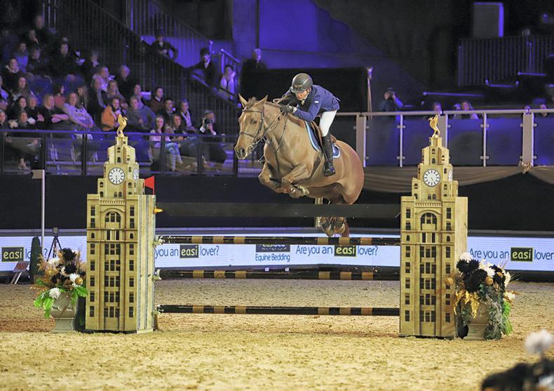 LIVERPOOL SHOW:  El Dahan triumphs at Liverpool