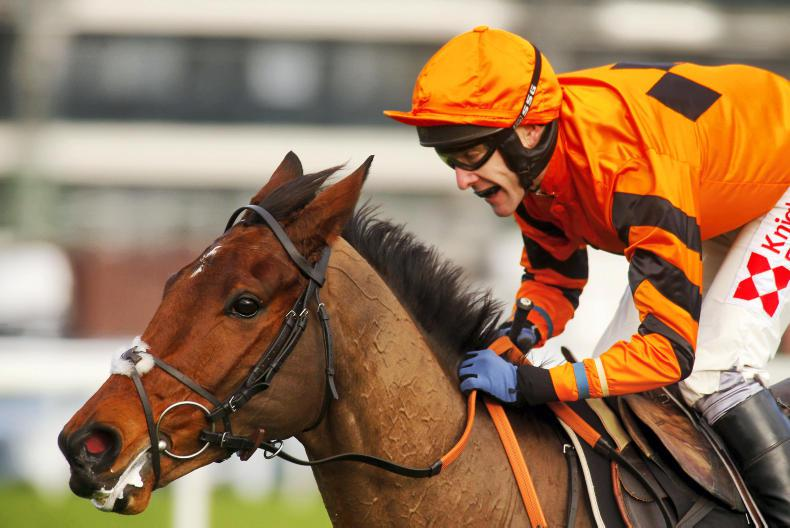 Thistlecrack 'getting there' with Gold Cup dream still alive
