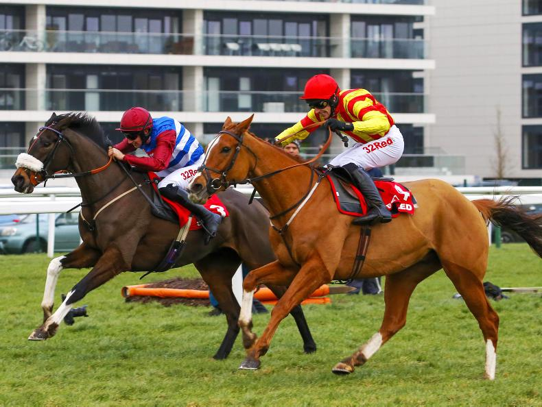 BRITAIN: Rhythm in full flow to give O'Brien first Grade 1