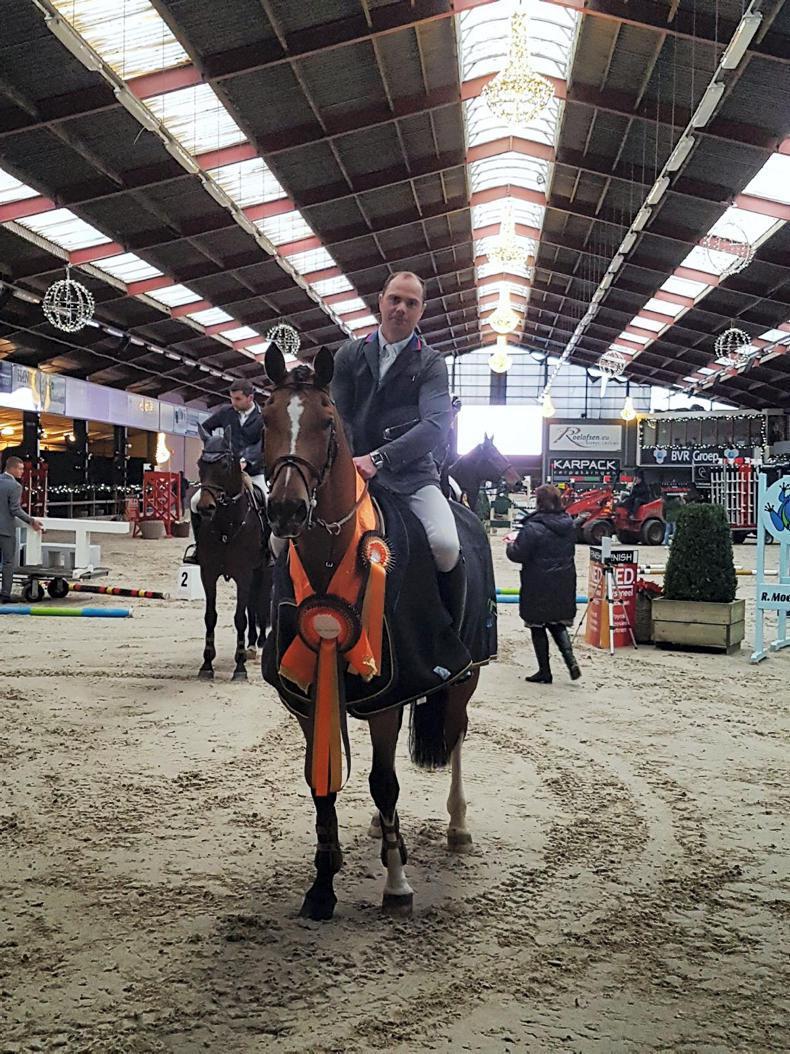 INTERNATIONAL: Three wins for Beecher