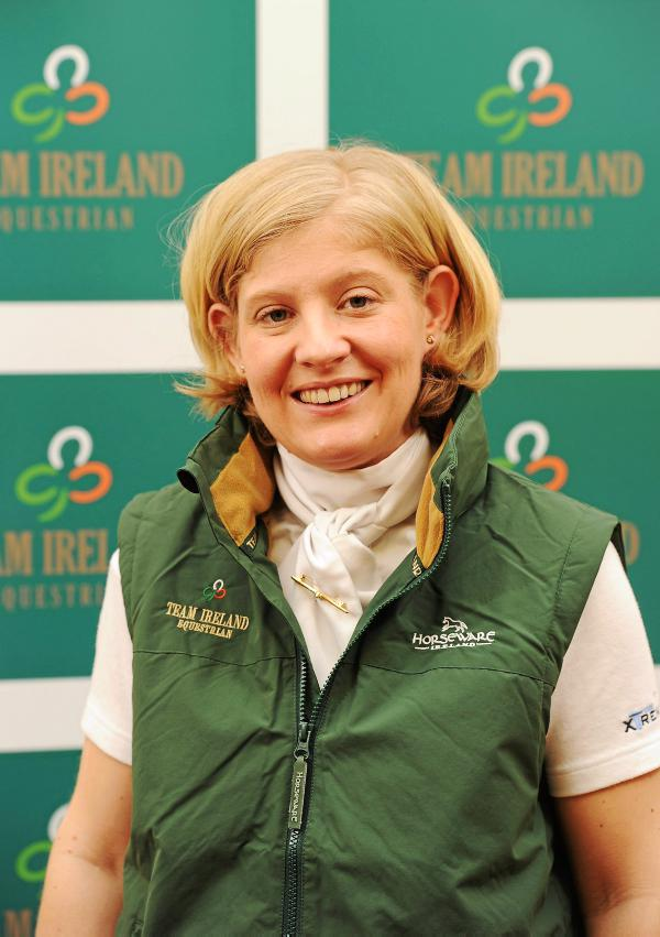 Rollercoaster for Irish para team on day one