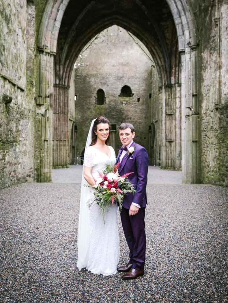 PONY TALES:  Wedding bells for Louise and Davy