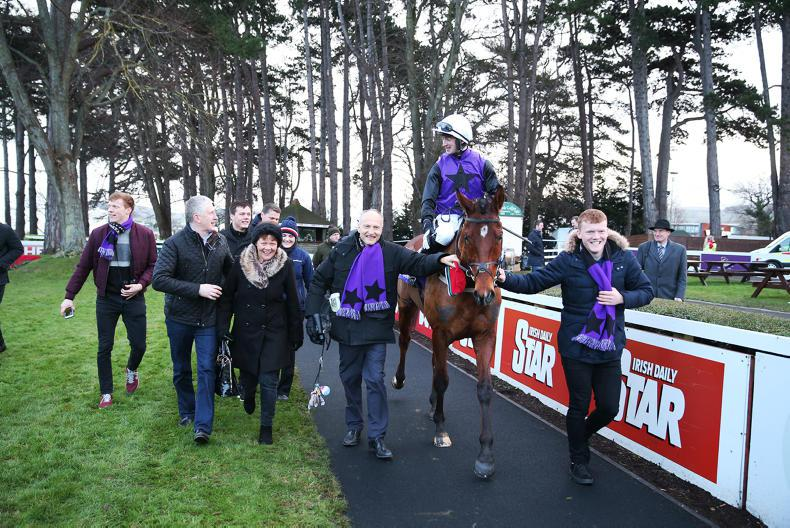 SIMON ROWLANDS: Quick run by Minella Encore