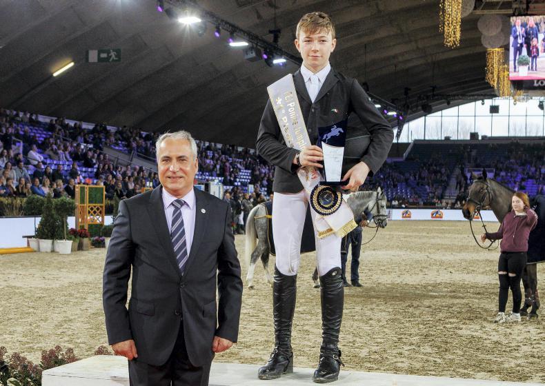 INTERNATIONAL: Hughes Kennedy shines in Mechelen
