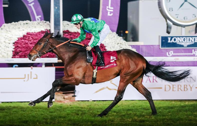 QATAR: Italian colt lands another Derby