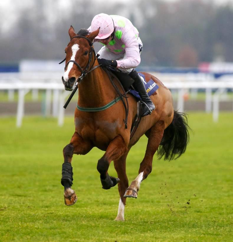 Willie Mullins to give Faugheen Irish Champion Hurdle entry