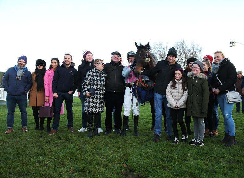 NAAS SUNDAY: Demi Sang passes Arkle prep