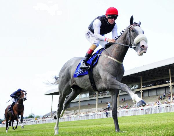 Carla can claim a Group 3 prize