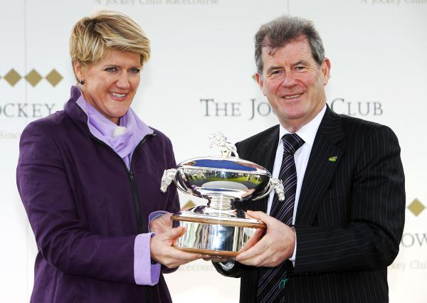 Clare Balding may quit Channel 4