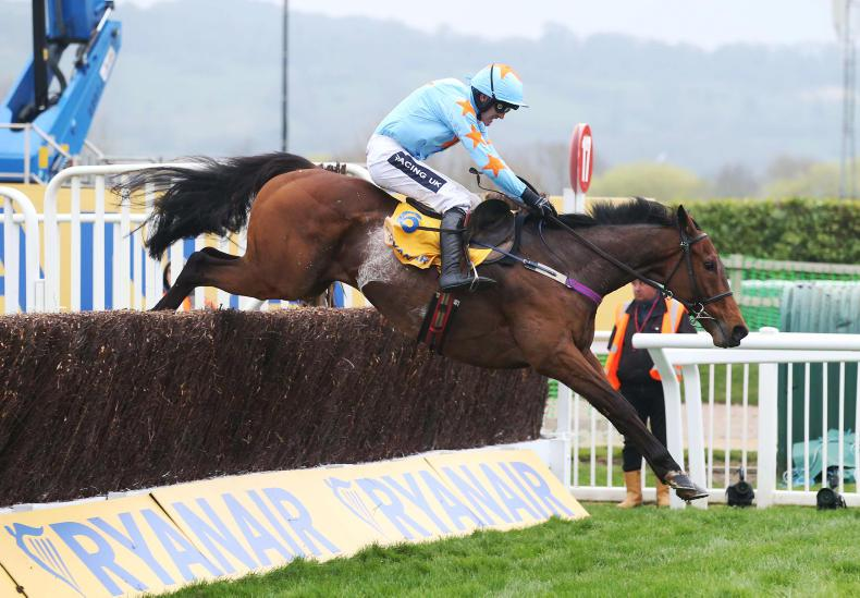 CHELTENHAM ENTRIES: Mullins Sceaux strong in Ryanair entries