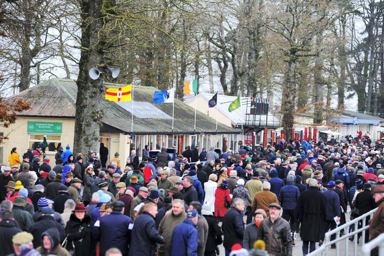 Will it be third time lucky for Ucello at Gowran?