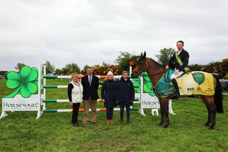 NEWS:  Louth County Show cancelled