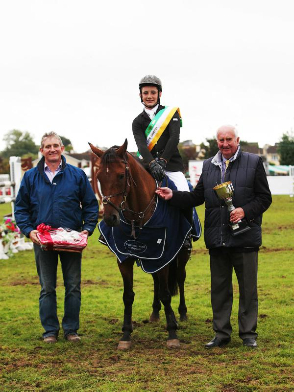 Foley takes pony crown at Ennis